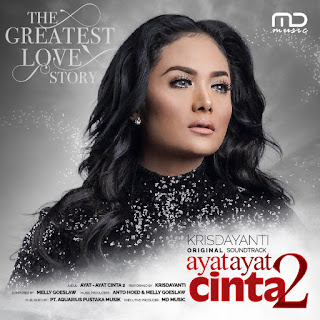 Krisdayanti - Ayat Ayat Cinta 2 (From Ayat Ayat Cinta 2) - Single (2017) [iTunes Plus AAC M4A]
