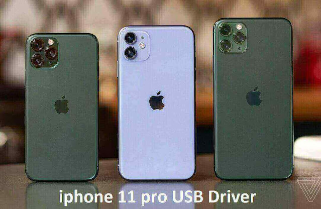 iphone-11-pro-USB-Driver-Download