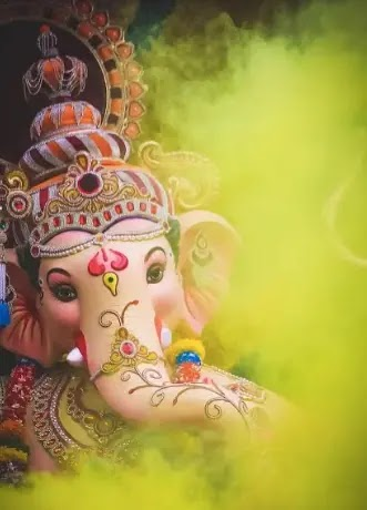 HD images of ganesha
