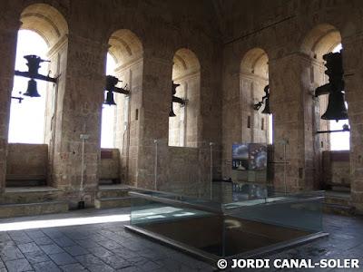 Campanas de la Catedral de Salamanca