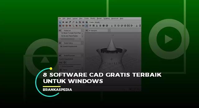 Software CAD Gratis Terbaik