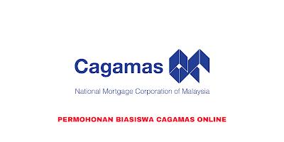 Permohonan Biasiswa Cagamas 2020 Online (Borang)