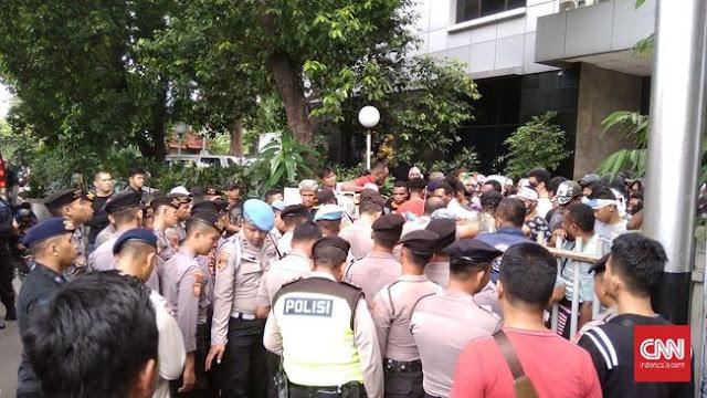 Coba Negosiasi, Pendemo Papua Merdeka Ngotot 'Long March'