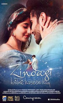 Zindagi Kitni Haseen Hay 2016 Urdu 720p WEB-DL 950mb