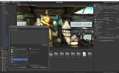 7 منصات لتعلم Unity 3D