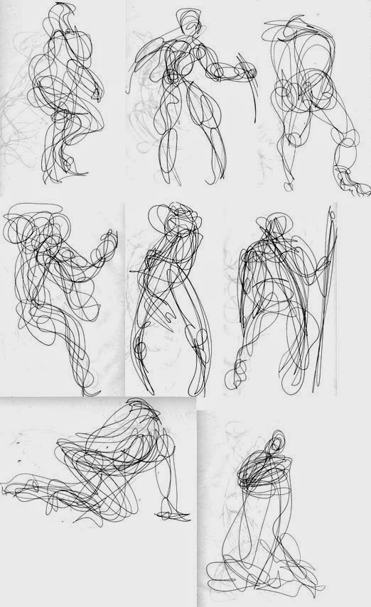 Outline drawing tips - Drawing Composition: Outline Drawing  How to