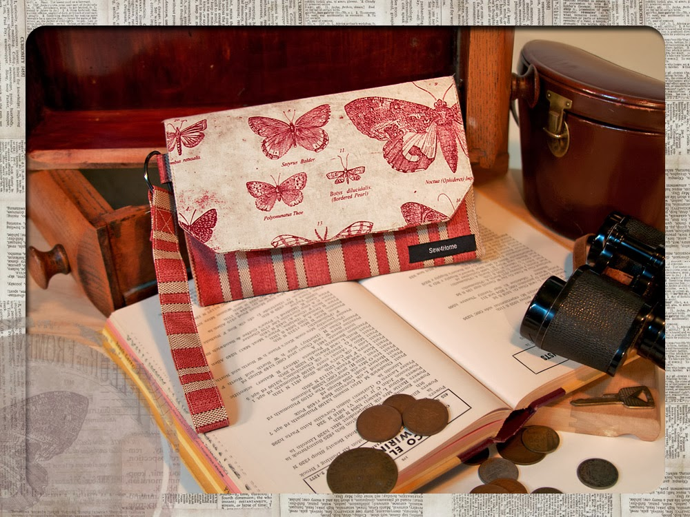 ab4cb49b137e Сегодня я хочу представить вам еще один перевод мастер-класса, который  расскажет нам как сшить кошелек из ткани своими руками.