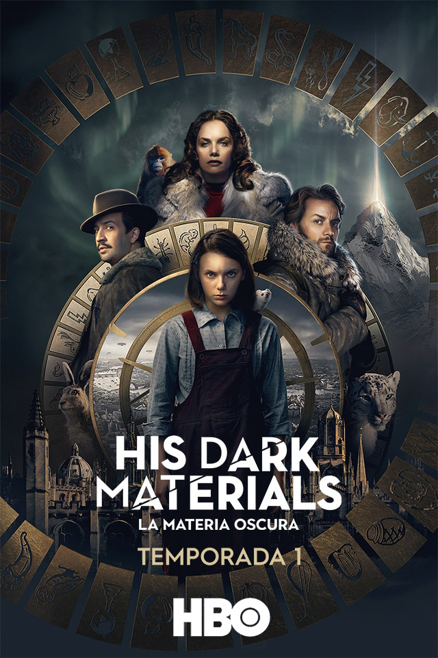His Dark Materials (2019) Temporada 1 AMZN WEB-DL 1080p Latino