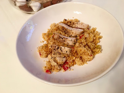 one pot chicken couscous