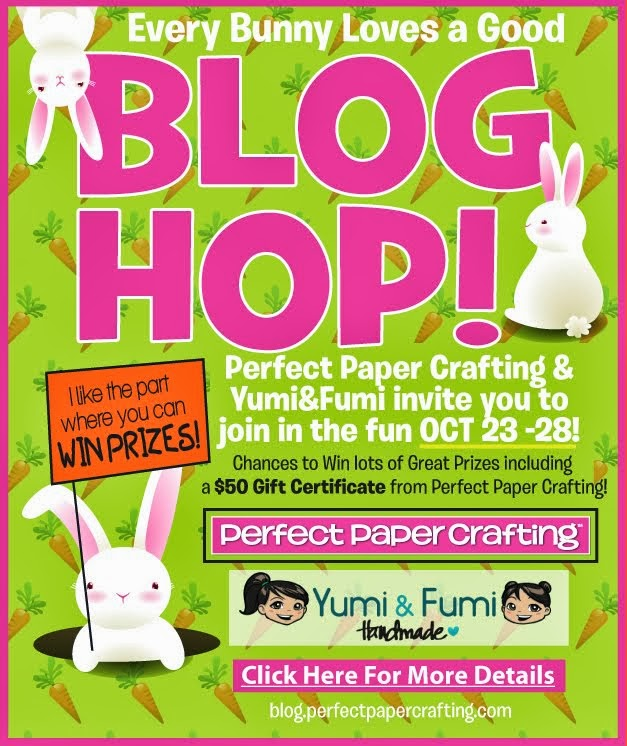 Paper Perfect Crafting Blog Hop