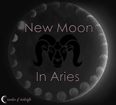 luna nuova ariete fasi lunari