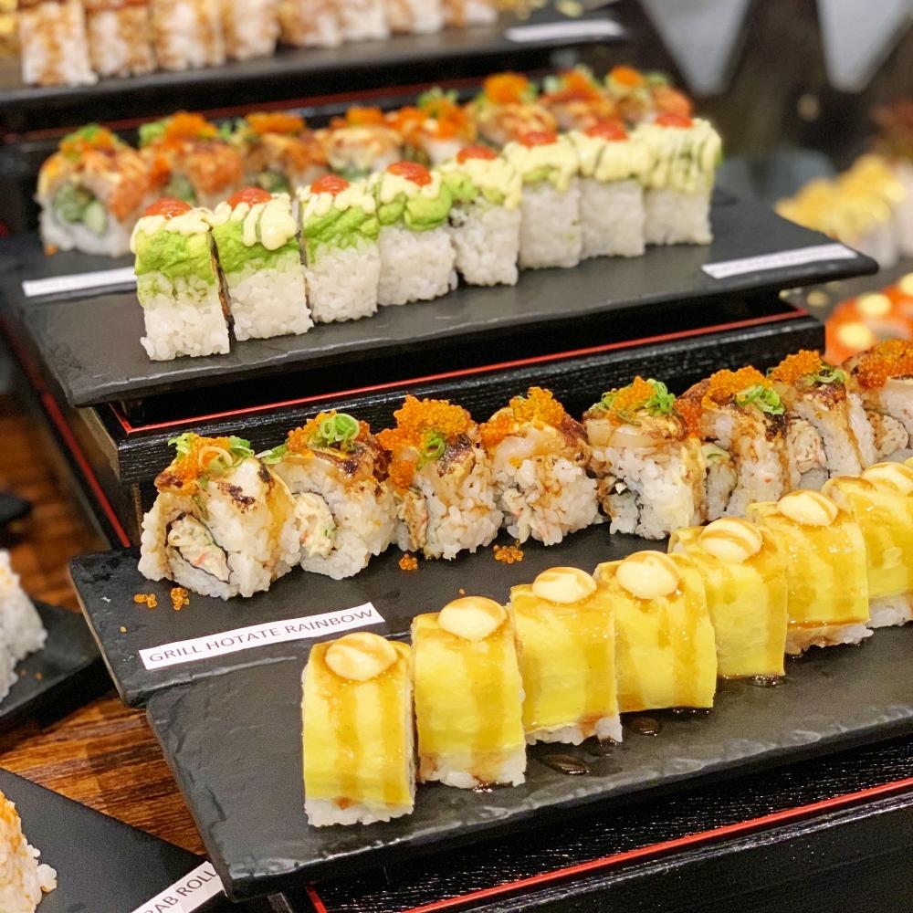 Eat Sushi, Eat Sushi Malaysia, Rawlins Eats, Rawlins Reviews, Rawlins Lifestyle, Sushi, Japanese, Sunway Giza, Kota Damansara