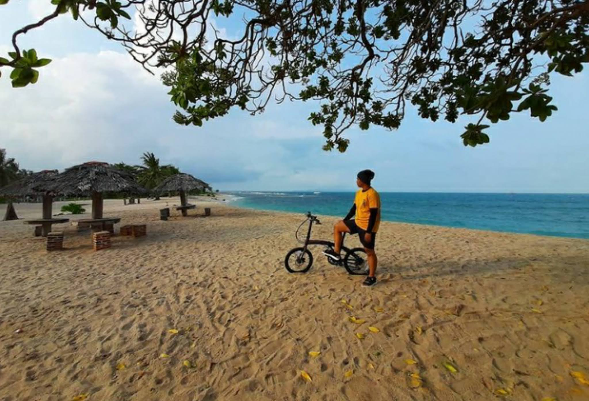 Rute menuju tempat wisata Pantai Alau Alau Boutique Resort kalianda lampung