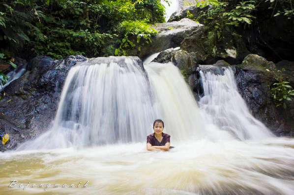 Wisata Air Terjun Curug Cimayang Banten