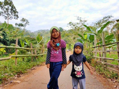 Tempat Hiking di Bukit Maras Terengganu