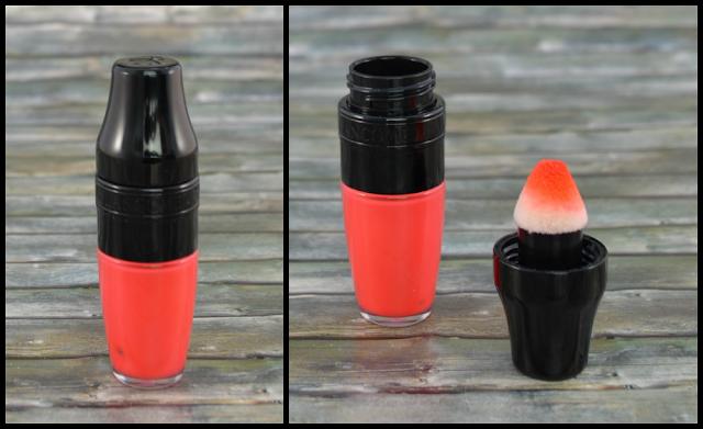 Lancôme matte lip shaker magic orange