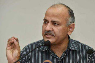 aap-legislator-will-go-to-president-sisodia
