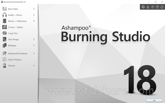 Ashampoo Burning Studio 18.0.0.57 Final Full Crack Keygen