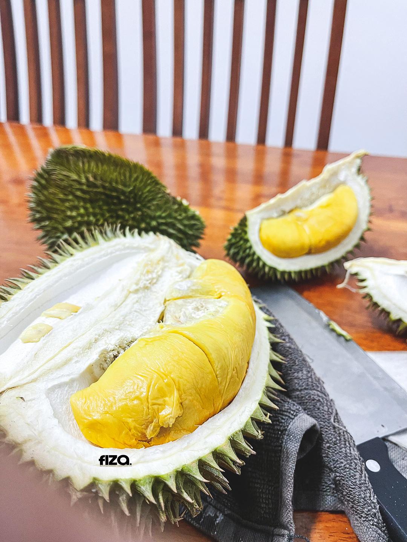 Isi Buah Durian