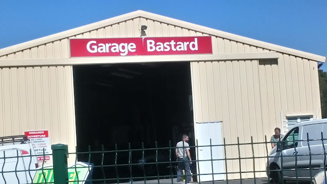 Garage Bastard