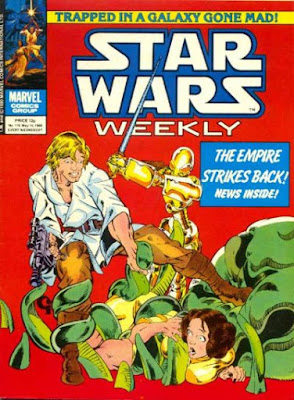 Star Wars Weekly #116, Michael Golden