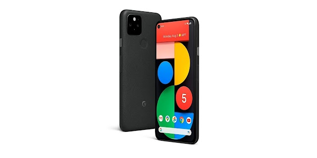 Google reportedly (accidentally?) Published a photo taken with the Pixel 5a