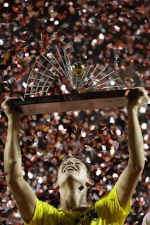 Thiem wins Rio Open title