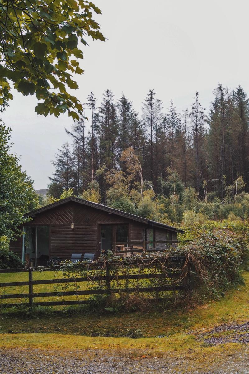 Logement près d'Applecross dans les Highlands en Ecosse