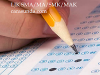 Download Soal Try Out UNBK Matematika SMA/MA Semua Program