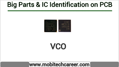 How to identify VCO on pcb of a mobile phone | All IC identification on PCB circuit diagram | Mobile Phone Repairing Course | iphone Repair | cell phone repair Hindi me