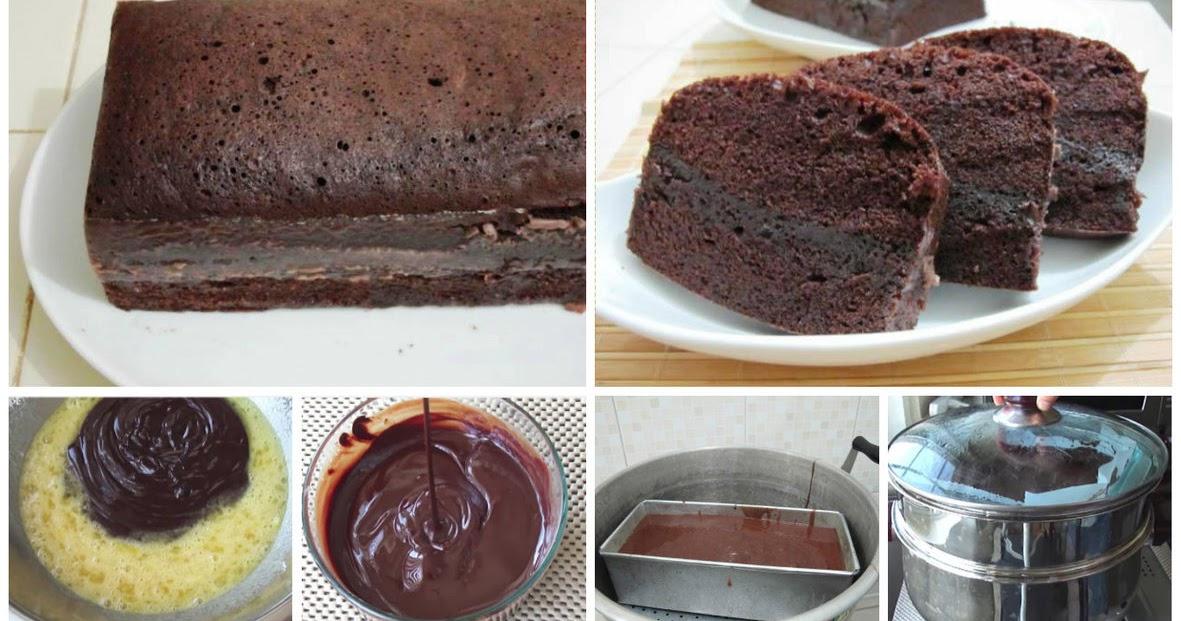 Resep Cake Kukus Hesti Kitchen: Resep Brownies Kukus Yang Cantik Asli Lembut Dan Enak
