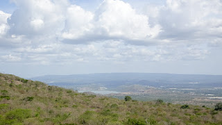 View on Managua