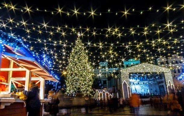 В Україні відзначають католицьке Різдво