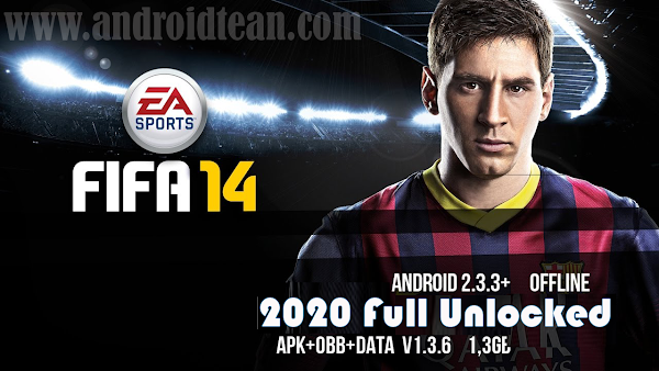FIFA 14 MOD 2020 Offline Full Unlocked Download