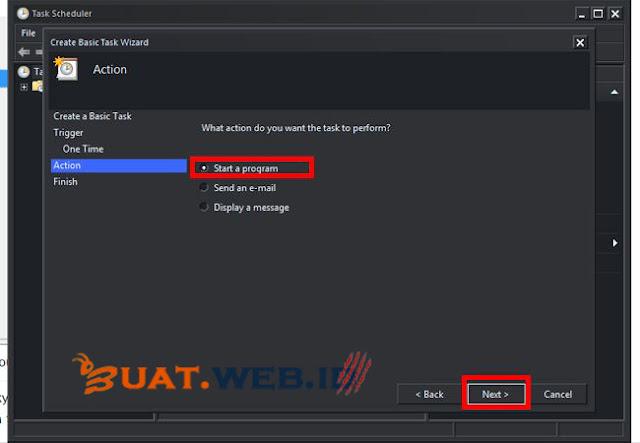 Tips Mematikan Komputer Menggunakan Task Scheduler