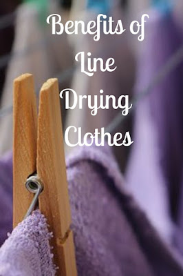 Benefits of Line Drying Clothes