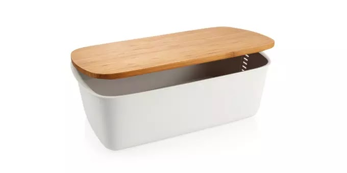 Bread box | New Kitchen Gadget by OXO