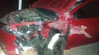 Homem tem perna e braço decepados em grave acidente no Sertão