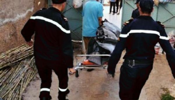 مؤلم :أربعيني يقتل زوجته وطفلته نواحي الحسيمة