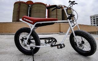 TOP electric motorbike super73-z1