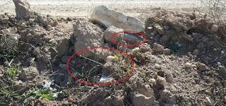 القوات التركية تدمر 30 كيلو غرام من المتفجرات جنوب شرق البلاد