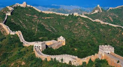 Great Wall of China Foto 7 Keajaiban dunia