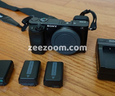Extra Camera Batteries