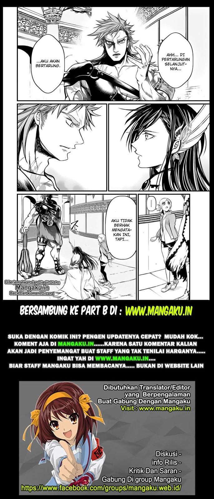 Shuumatsu no Valkyrie: Chapter 20 - Page 24