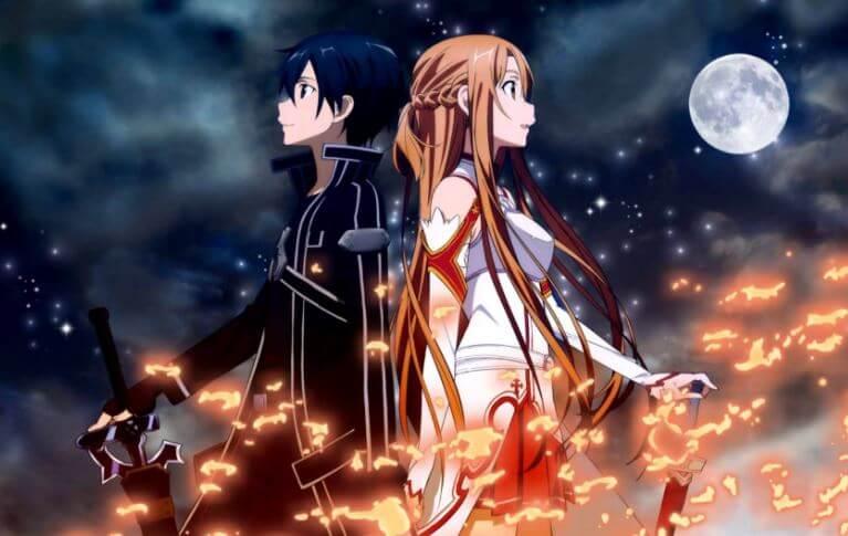 Pasangan anime terbaik yang pernah ada