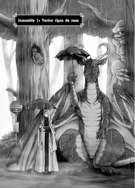 Editorial Hidra licencia el manga Dragon Ie wo Kau (Dragón Busca Casa).