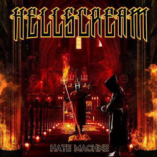 "Το τραγούδι των Hellscream ""Fire Starter"" από το album ""Hate Machine"""