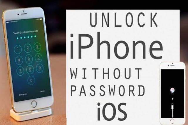 Cara Membuka iPhone tanpa Kode Sandi