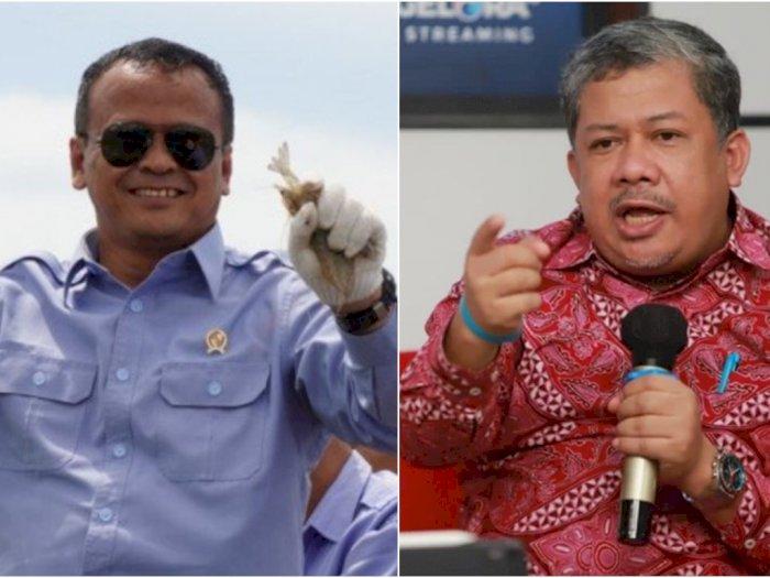 Terungkap! Ini Isi Perintah Khusus Edhy Prabowo ke Anak Buah soal Keterlibatan Perusahaan Milik Fahri Hamzah di Kasus Benur