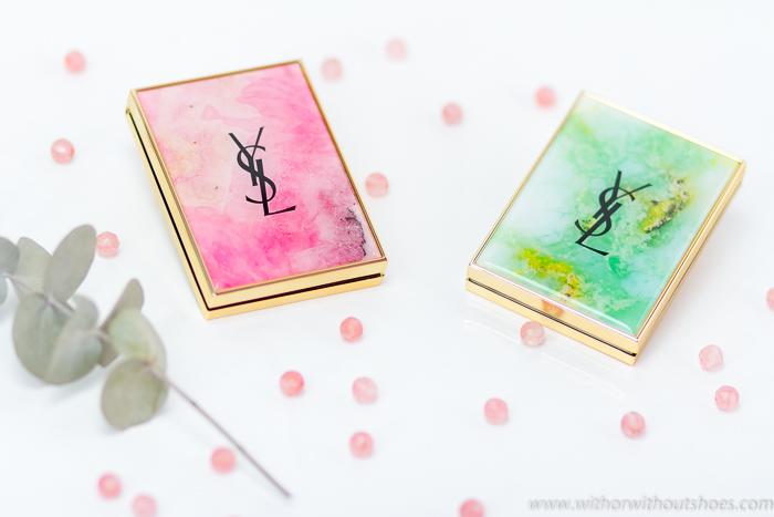 Opinion explicacion nueva coleccion maquillaje primavera YSL Beaute